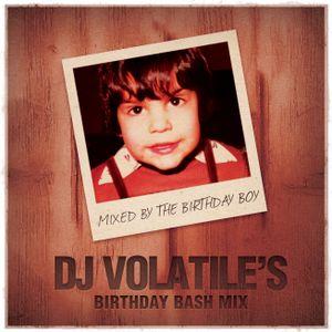 Volatile's Birthday Neo Soul Mini-Mix