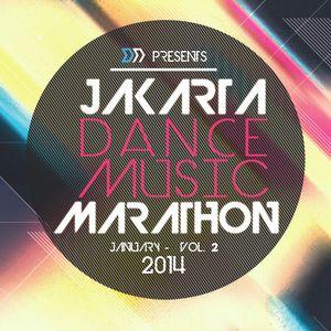 Jakarta Dance Music Marathon Mix Vol 002 (DJ sTp) EDM ONE NATION Pres.