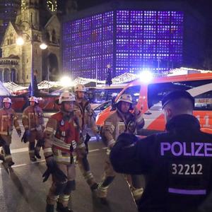 Manhunt Begins for Berlin Terrorist