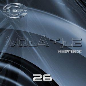 Dj Espy pres. Volatile 1 year anniversary bonus mix