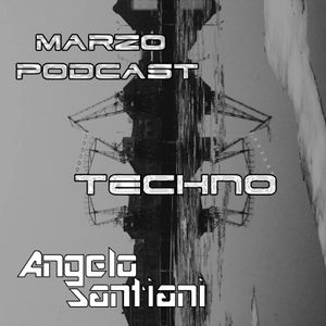 AngeloSantiani - Techno Podcast Marzo 2016
