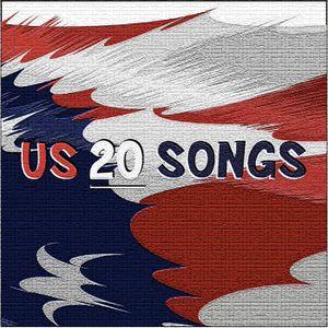 US 20 SONGS 19.06.2019