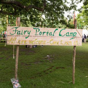 The Fairy Portal Camp feat. Alan Lane & Gregory Doran