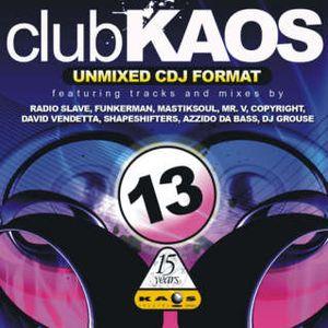 Mixed Kaos - Volume 13
