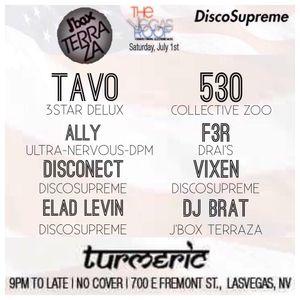 DJ Vixen @ Vegas Roof 07-01-17