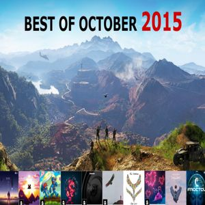 BEST OF OCTOBER 2015 MIX by SPNX