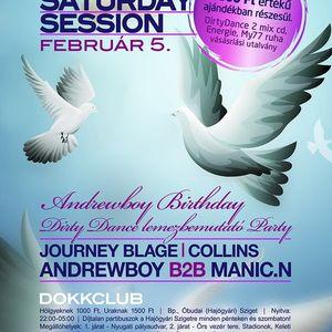 Dokk Saturday Session live - Andrewboy Birthday Party (2011-02-05) part 2