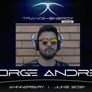 George Andreas @ Trance-Energy Radio 8th Anniversary
