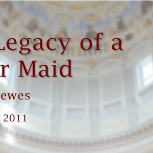The Legacy of a Parlor Maid