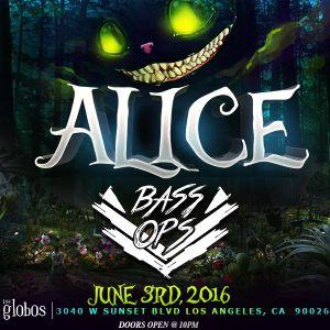 Live 6/3/2016 - ALICE