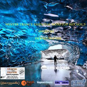 DJ Ravemaster - Winter Trance Essential Nonstop Mix Vol. 5