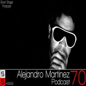 Sivar Stage Podcast 070 Alejandro Martinez