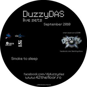 DuzzyDAS - Smoke to sleep