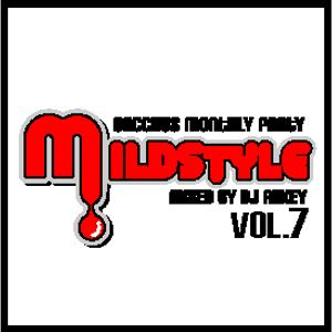 MILD STYLE MIX CD Vol.7 Mix By DJ A!!KEY