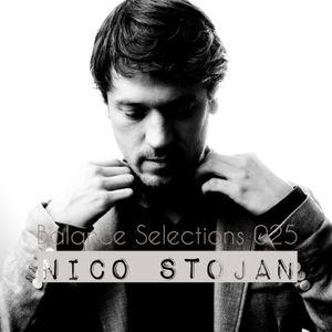 Nico Stojan – Balance Selections 025