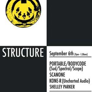 Scanone + Shelley Parker B2B live @ Structure Launch Party, T Bar London SEP 2007
