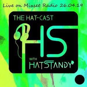 Hat-cast Live on Mixset Radio 26.04.19