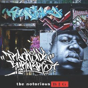 BIGGIE SMALLS DEDICATION TRACKSIDE BURNERS MIXTAPE