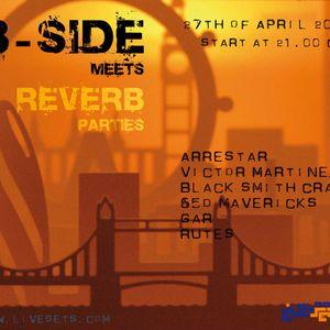 Gar @ Bside show (27-04-2009)
