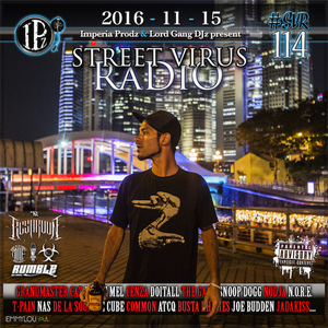 Street Virus Radio 114 (Hip-Hop)