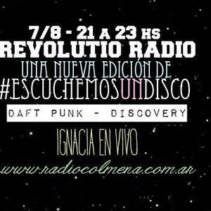 #RevolutioRadio - Programa 'Daft Punk - Discovery' (07/08/2014)