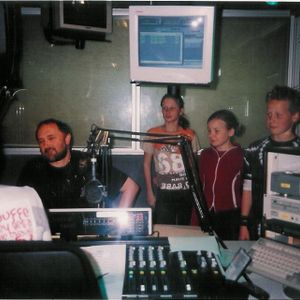 Interview & eerste uitzending In My Spaceship, Netherlands, april 20, 2004, Radio Zwolle