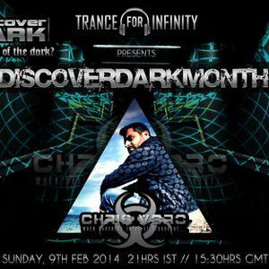 Chris Voro - #DiscoverDarkMonth Guest Mix