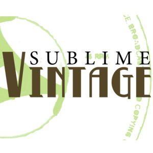 Sublime Vintage aflevering #20 19-01