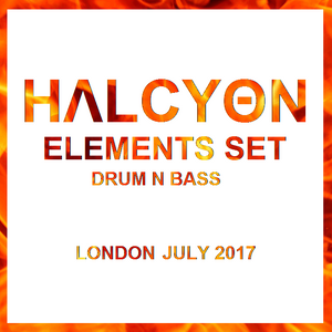 HΛLCYΘN @ ELEMENTS : LDN : JULY 2017