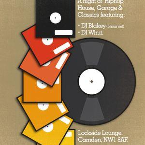 """""""DJBP"""" Promo Mix - May 2012"""