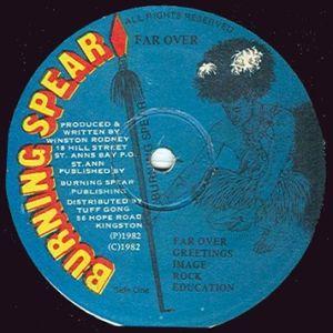 """Burning Spear """"Farover"""" LP (Vinyl Rip 24/96)"""