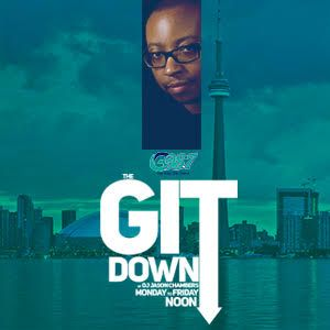 The Git Down with DJ Jason Chambers - Mix of the Week [Feb 6 - Feb 10 2017]