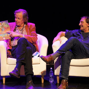 Classic Album Sundays and the Incredible String Band's Mike Heron and Joe Boyd at Edinburgh Festival