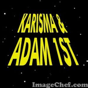 Kandi Bar Fm  (30th july 2010) part 2  Featuring Adam 1st