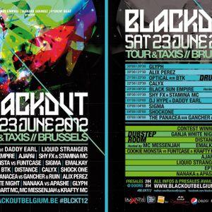 BLACKOUT 2012 - COM.PIRACY - WINNER DJ CONTEST
