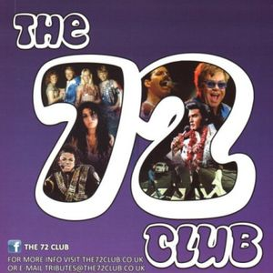 The 72 Club show 3rd September