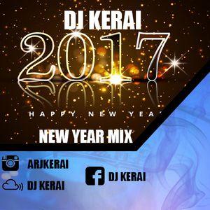 DJ Kerai - New Years Mix
