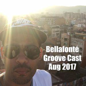 Howie Bellafonté Groove Cast  - Aug 2017