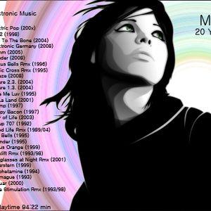 Myskool Vol.1  20 Years of Electronic Music