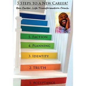 5 Steps to a New Career & a New YOU! Pt. 2