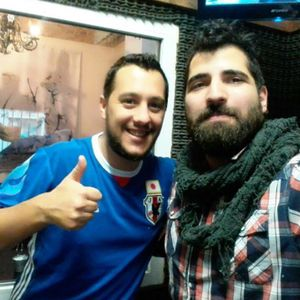 Lele, cantante de La Vuelta en Falso, vino a hablar de su nuevo disco y futuras fechas