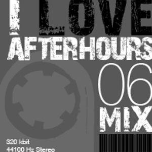 Johnny Haim // I Love Afterhours 06 MIX //