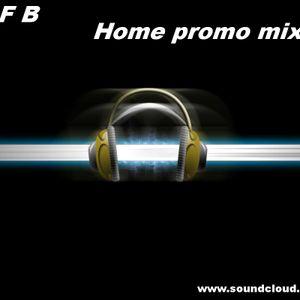 Wholf B - Promo mix 001 (2012.07.08)