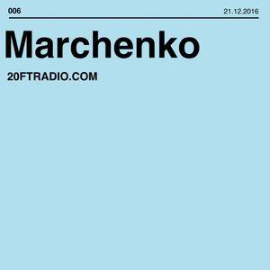 Boris Marchenko @ 20ft Radio - 21/12/2016