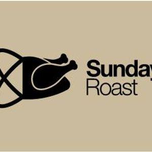 Wandsworth Sunday Roast 15/01/2017 Elliot Stewart with Derek Elwood, Sara Mason, Melissa Stanton