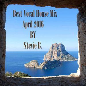 Best Vocal House April 2016