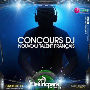 Georges D | Elektric Park 2017 Dj Contest