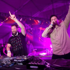 Claude VonStroke (Dirtybird, Mothership) @ The HARD Summer Music Festival - Los Angeles (04.08.2012)
