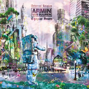 Universal Religion Chapter 7 CD 2 (Mixed By Armin van Buuren)