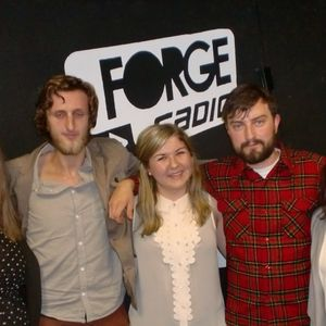 In Session: Admiral Fallow @ Forge Radio